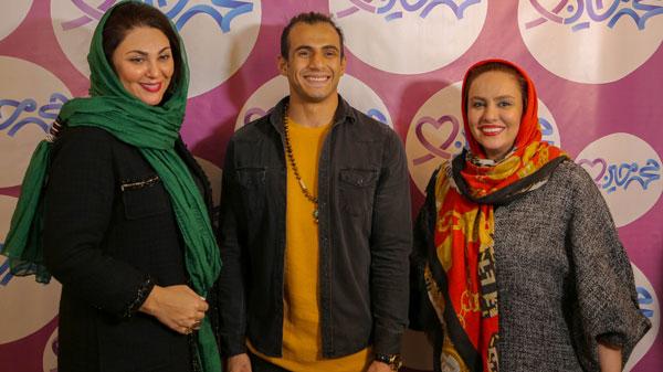 حمایت از جوانان میتلا به سرطان | موسسه خیریه محمد حسین رضوی | جشن یک قدم تا زندگی | هتل استقلال