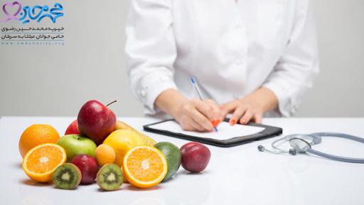 نقش تغذیه در سرطان پانکراس چیست؟