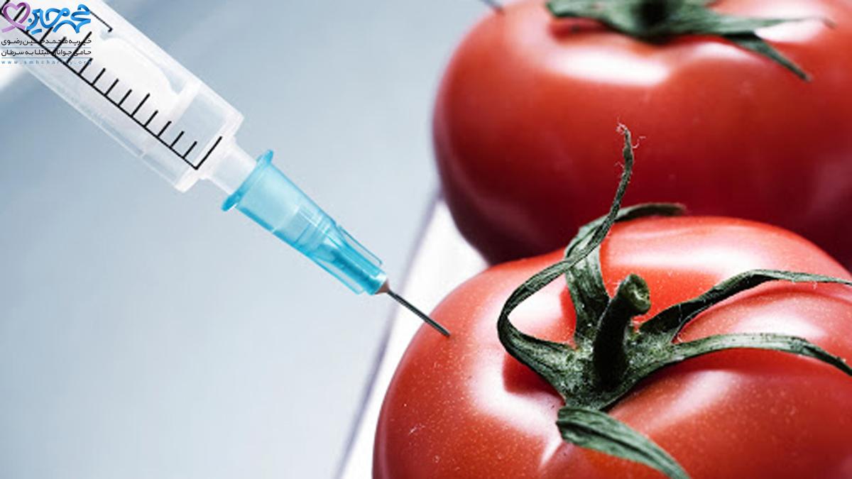 آیا مصرف محصولات تراریخته سرطان زاست؟