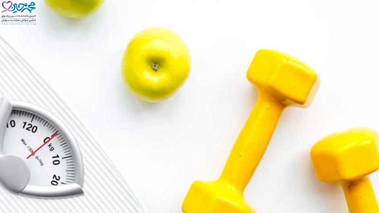 پیشگیری از سرطان با کاهش وزن
