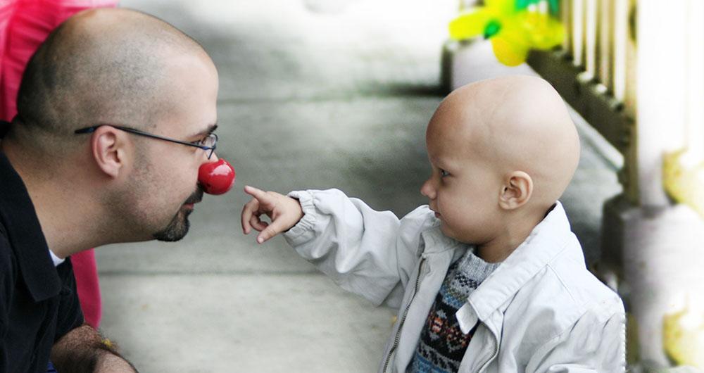 رفتار با کودک سرطانی | کودکان سرطانی | سرطان در کودکان