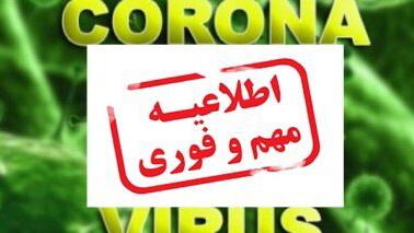 وزارت بهداشت| ویروس کرونا|