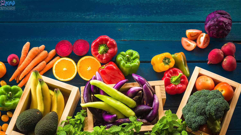 مبارزه با سرطان از طریق غذاهای مصرفی