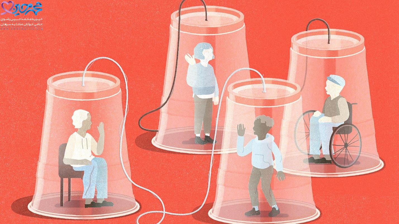 افراد سرطانی در معرض خطر ابتلا به کرونا
