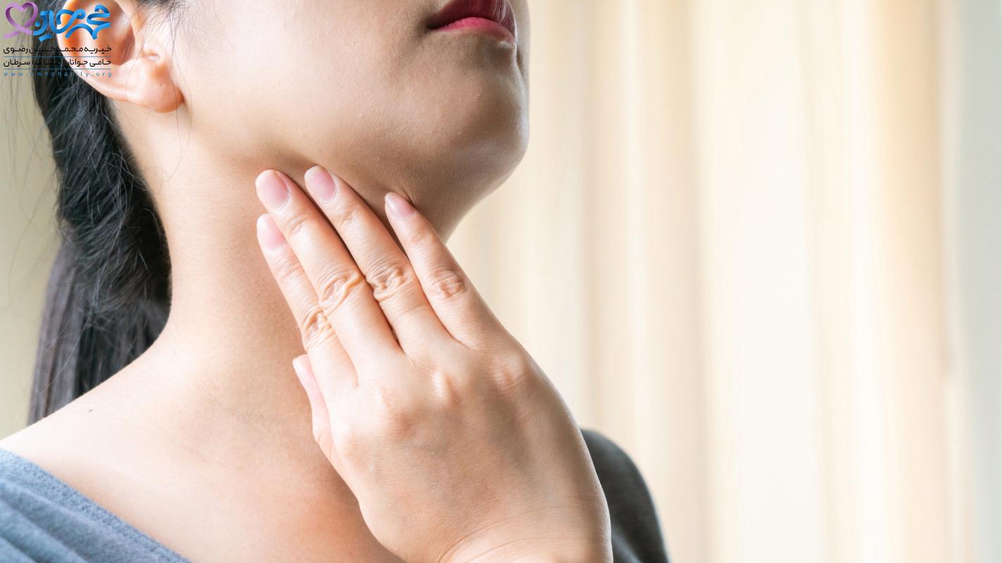 آزمایشات تشخیصی سرطان غدد بزاقی