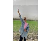 هانیه قهرمان و پر انرژی از جوانان مبتلا به سرطان